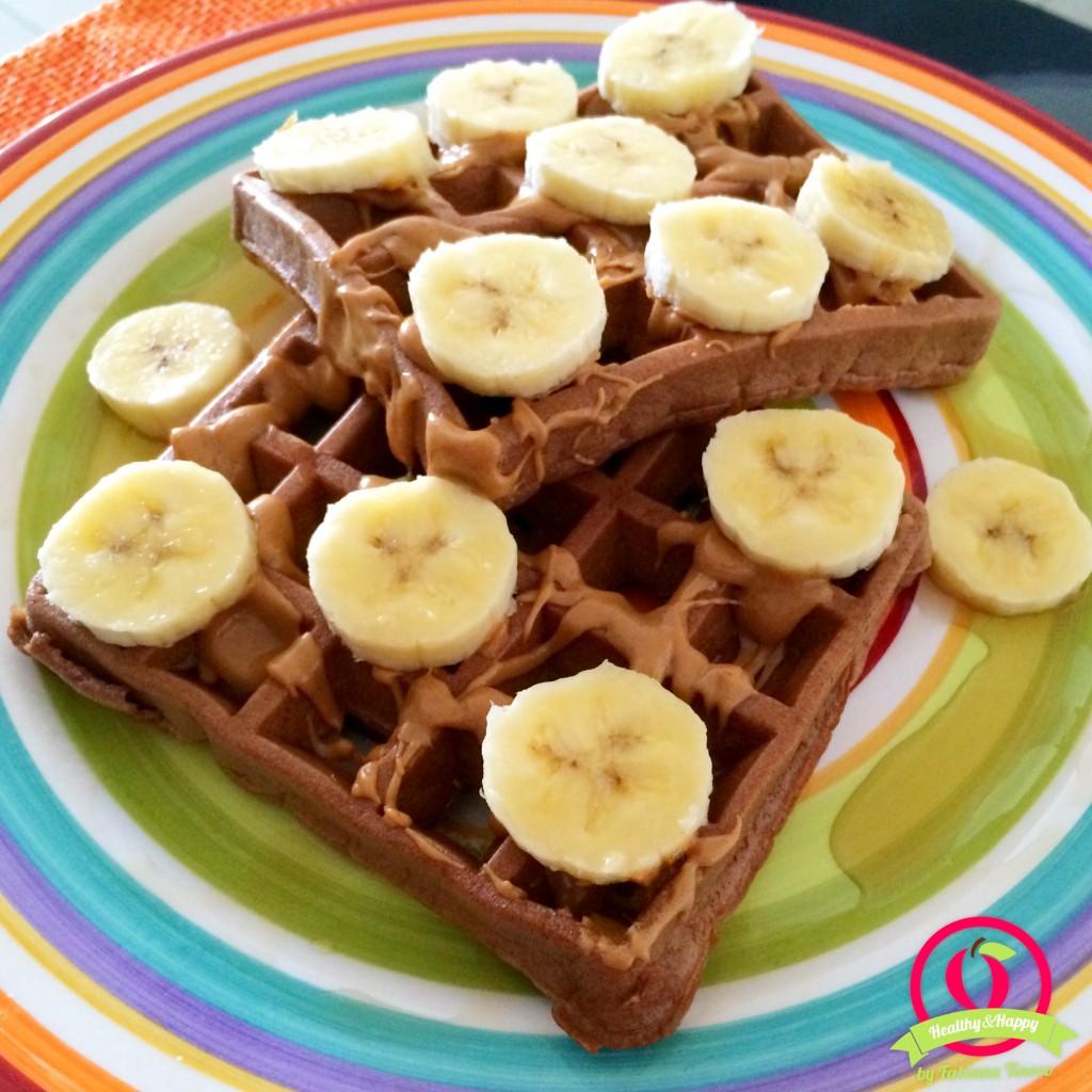Waffles chocolate 2