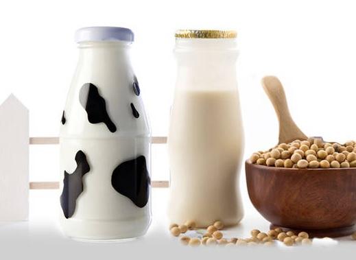 leche animal vs vegetal